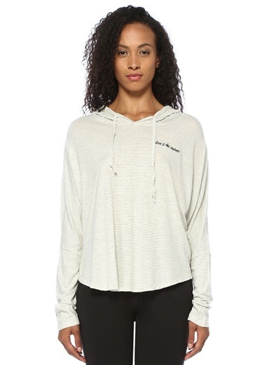 Good Hyouman Sweatshirt Beyaz